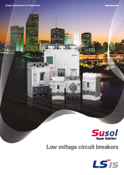 LS Susol Low voltage circuit breakers