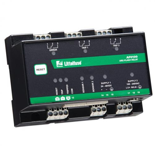 AF0100 (windmolen) vlamboog detector