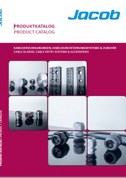 Jacob Product Catalogus