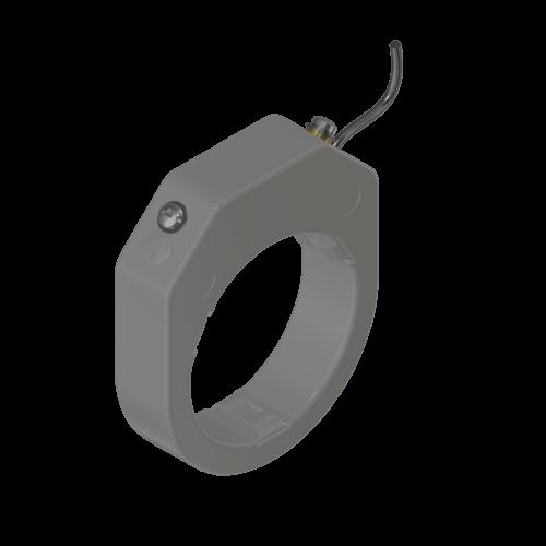 Stroom sensor voor geïsoleerde schakelinstallaties