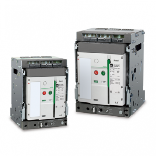 DC compact Air Circuit Breaker (ACB)
